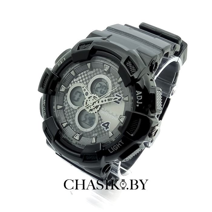 Мужские наручные спортивные часы Omax (AD0935BK)