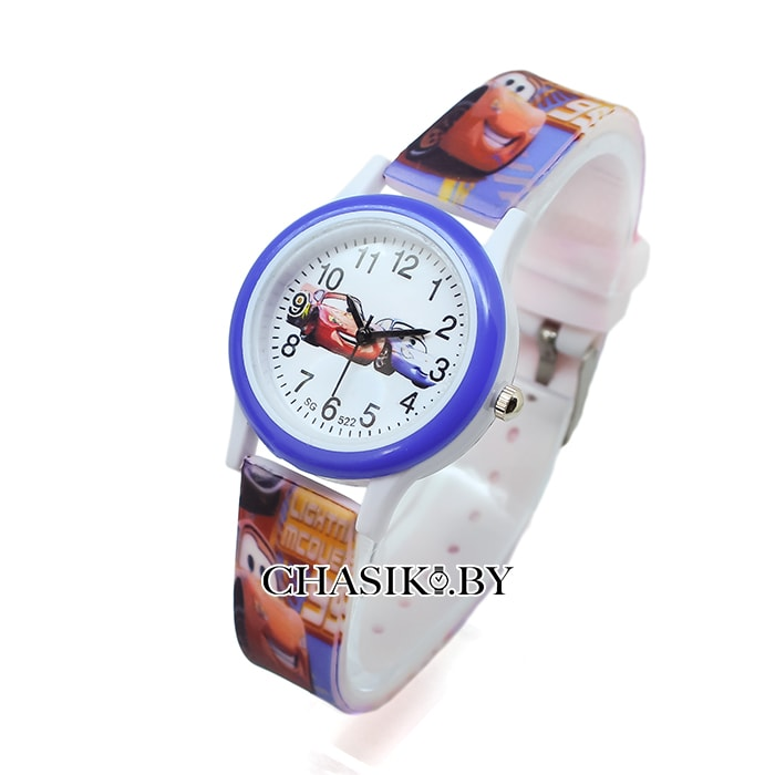 Детские наручные часы Cars (DC124)