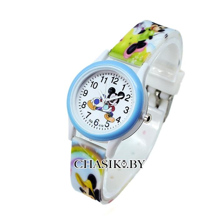 Детские наручные часы Микки Маус (DC129)