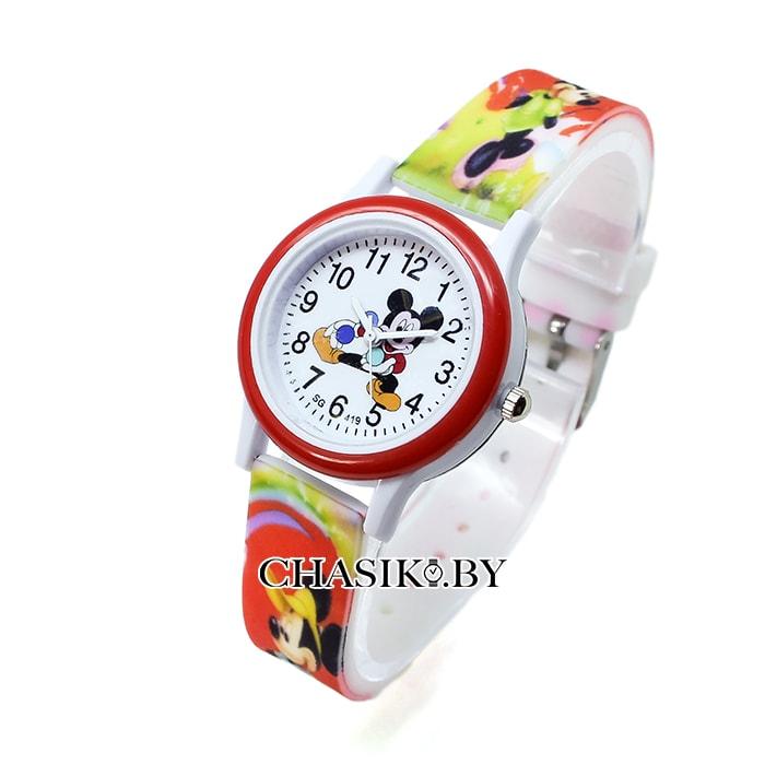 Детские наручные часы Микки Маус (DC130)