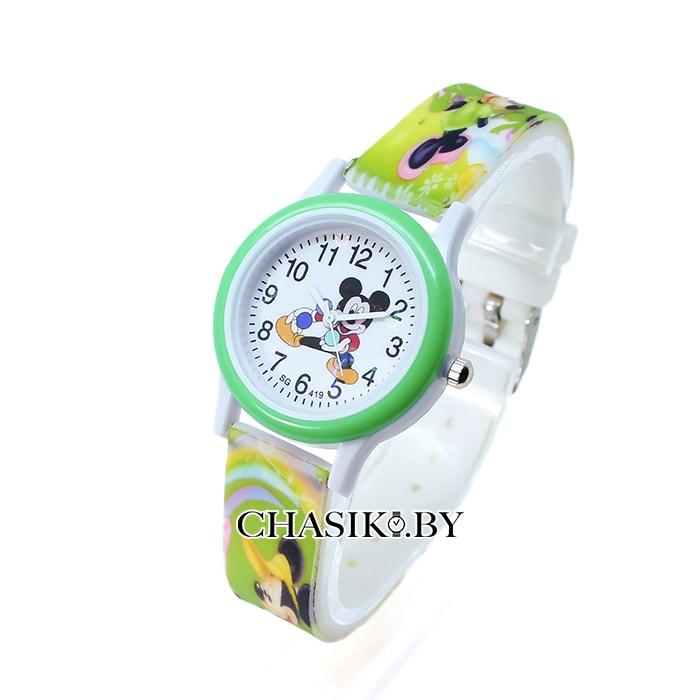 Детские наручные часы Микки Маус (DC132)