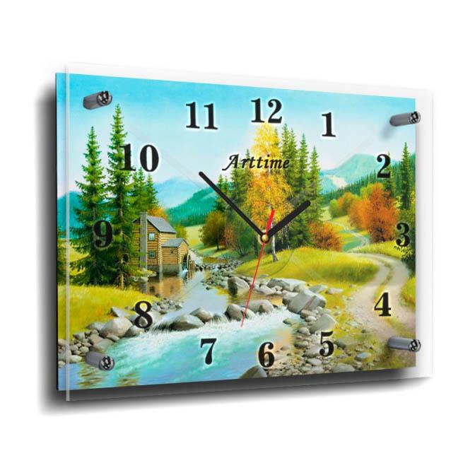 Часы настенные 20x25 SI-688