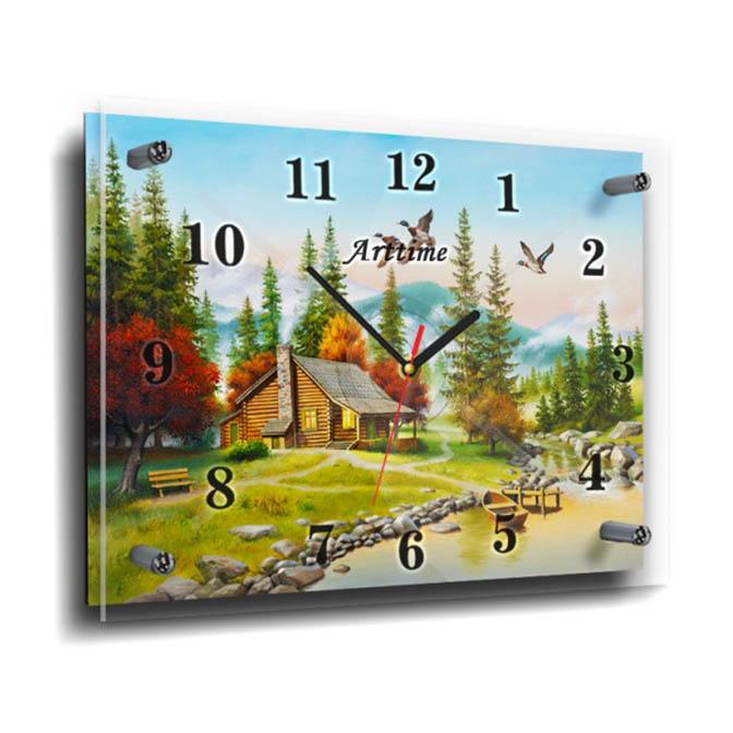 Часы настенные 20x25 SI-685