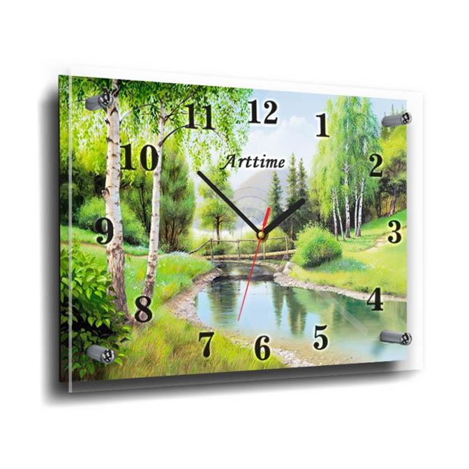 Часы настенные 20x25 SI-45