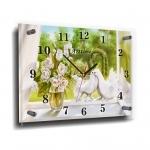 Часы настенные 20x25 SI-463