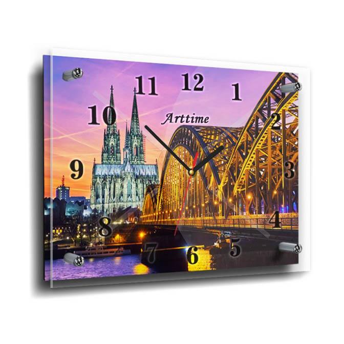 Часы настенные 40x50 F-403