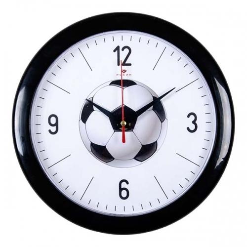 """Часы настенные """"Футбольный мяч"""" 2323-122"""
